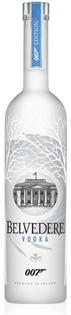 Belvedere Vodka 007 Collector's Edition 1.75l